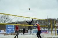 Турнир Tula Open по пляжному волейболу на снегу, Фото: 20