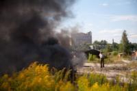 Пожар в гаражном кооперативе №17, Фото: 19