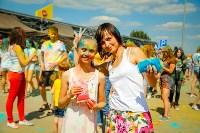 В Туле прошел фестиваль красок и летнего настроения, Фото: 132