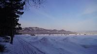 Мотороллер «Алексей Геннадьевич» из Тулы установил рекорд скорости на «Байкальской миле», Фото: 32