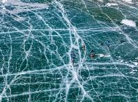 Замёрзшее озеро Байкал. Evgeny Dubinchuk, Фото: 9