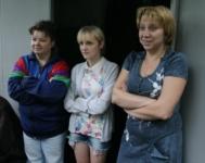 Восстановление домов в селе Воскресенское после урагана. 2.07.2014, Фото: 3