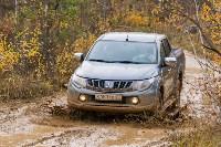 Внедорожный тест-драйв Mitsubishi, Фото: 47