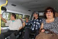 Тульские инвалиды-колясочники выехали на рыбалку, Фото: 25