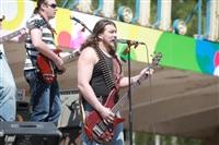 В Туле ветеранов развлекали рок-исполнители, Фото: 11