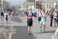 Легкоатлетическая эстафета школьников. 1.05.2014, Фото: 45