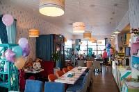 Итальянская кухня и шикарная игровая: в Туле открылось семейное кафе «Chipollini», Фото: 1