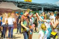 В Туле прошел фестиваль красок и летнего настроения, Фото: 76