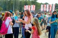 В Туле прошел фестиваль красок и летнего настроения, Фото: 62