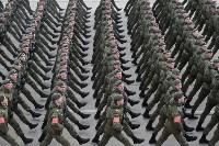 Репетиция Парада Победы в подмосковном Алабино, Фото: 124
