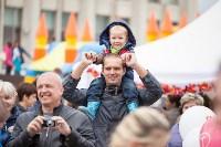 День города - 2015 на площади Ленина, Фото: 39