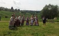 В Ясной Поляне прошел фестиваль молодежных фольклорных ансамблей «Молодо-зелено», Фото: 12