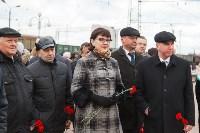 Открытие экспозиции в бронепоезде, 8.12.2015, Фото: 13