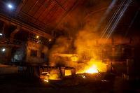 Доменный цех Тулачермета. Михаил Куприянов, Фото: 29