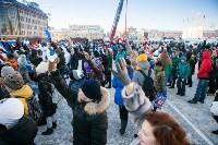 Физкультминутка на площади Ленина. 27.12.2014, Фото: 24