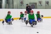 """Детская следж-хоккейная команда """"Тропик"""", Фото: 26"""