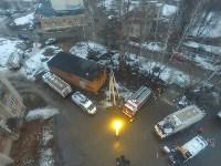 Взрыв газа в Ясногорске, Фото: 22