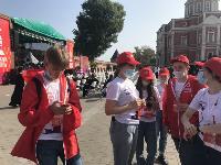 Тулякам и гостям нашего города помогают волонтеры, Фото: 6