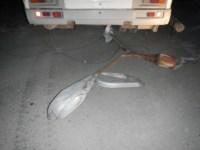 Авария в Пролетарском районе вечером 3 октября, Фото: 11
