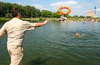 МЧС обучает детей спасать людей на воде, Фото: 44