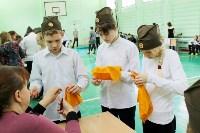 Юные туляки приняли участие в военно-спортивной игре, Фото: 4
