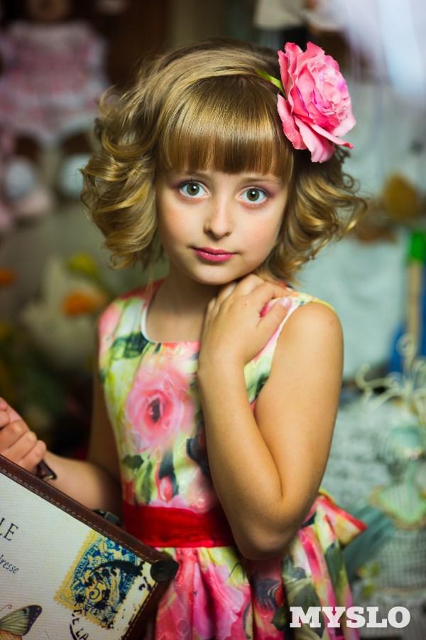 Настя Чадаева 7 лет