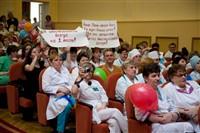 В Туле определили лучшую медсестру, Фото: 27
