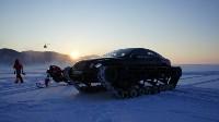 Мотороллер «Алексей Геннадьевич» из Тулы установил рекорд скорости на «Байкальской миле», Фото: 59
