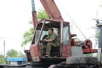 Снятие и транспортировка ЗИС-5 для реставрации, Фото: 7