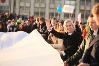 Празднование годовщины воссоединения Крыма с Россией в Туле, Фото: 32