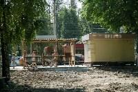 В Туле началось благоустройство скверов и дворов, Фото: 14