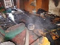 В пятиэтажке на ул. Маршала Жукова в Туле сгорела квартира, Фото: 9