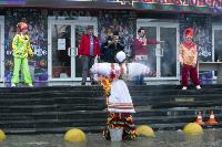 Широкая Масленица с Тульским цирком: проводы зимы прошли с аншлагом, Фото: 40