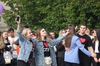 В Туле прошел ежегодный парад студентов, Фото: 23