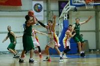 Тульские баскетболисты «Арсенала» обыграли черкесский «Эльбрус», Фото: 9