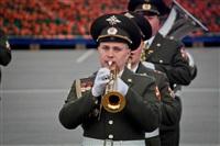 Вторая генеральная репетиция парада Победы. 7.05.2014, Фото: 53