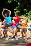 День физкультурника в Детской республике Поленово, Фото: 7
