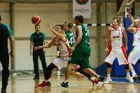 Тульские баскетболисты «Арсенала» обыграли черкесский «Эльбрус», Фото: 29