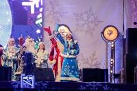 Битва Дедов Морозов и огненное шоу, Фото: 2