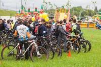 В Туле прошел большой велопарад, Фото: 136