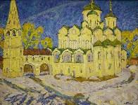 Открытие выставки «Святая Гора Афон и Монастыри России», Фото: 1