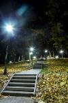 Платоновский парк вечером, Фото: 8