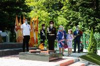 В Советске открыли мемориал, Фото: 6