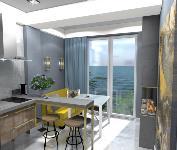 Где заказать дизайн-проект квартиры в Туле: обзор Myslo, Фото: 26