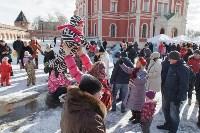 В Тульском кремле проходят масленичные гуляния, Фото: 24