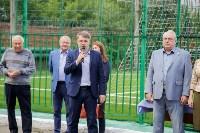 Открытие нового футбольного поля, Фото: 17