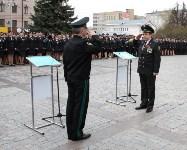 Вручение Знамени ФССП России тульскому Управлению, Фото: 1