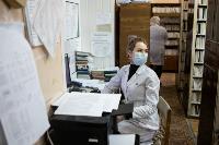 В Киреевске поликлинике помогают волонтеры, Фото: 32
