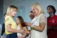 В Туле выпускников наградили золотыми знаками «ГТО», Фото: 27