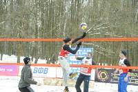 Турнир Tula Open по пляжному волейболу на снегу, Фото: 32